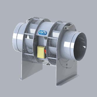 Volt'Air Evolution Hygro B - ventilation mécanique basse pression