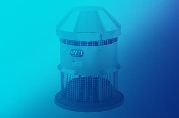 Extracteur hybride Maxivent - VTI