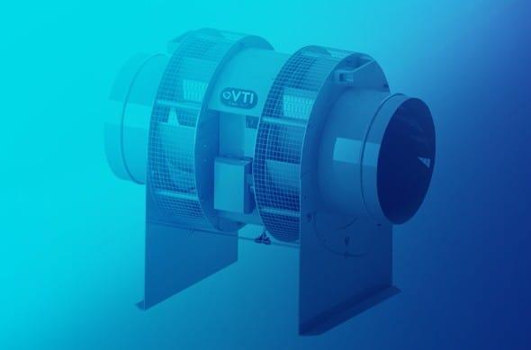 Volt'Air Evolution l'unité de ventilation basse pression
